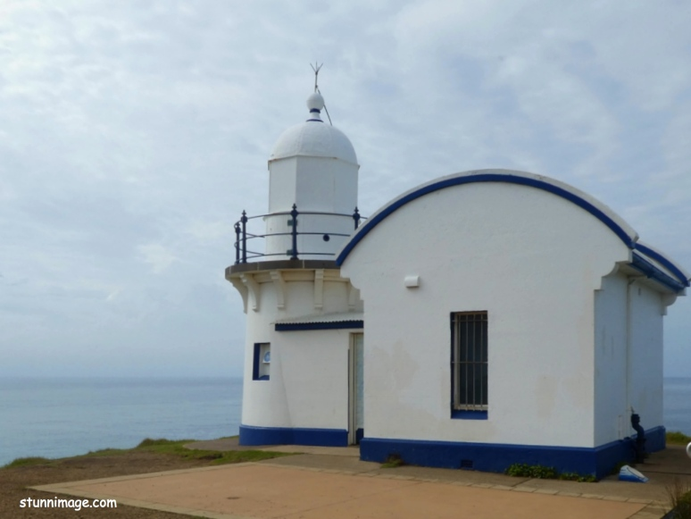 tacking point lighthouse .