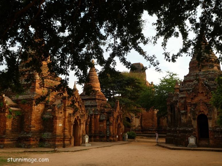 Stupors of Bagan